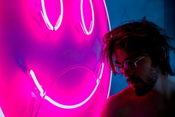 Quarantine Smile Neon